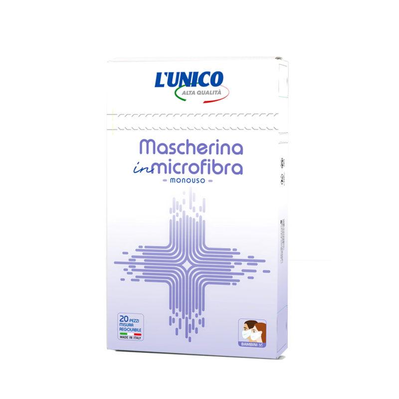 mascherina microfibra